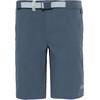 The North Face W's Speedlight Shorts Vanadis Grey